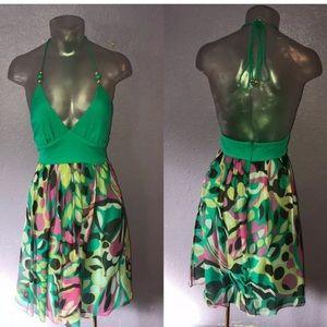 Milly Halter Dress